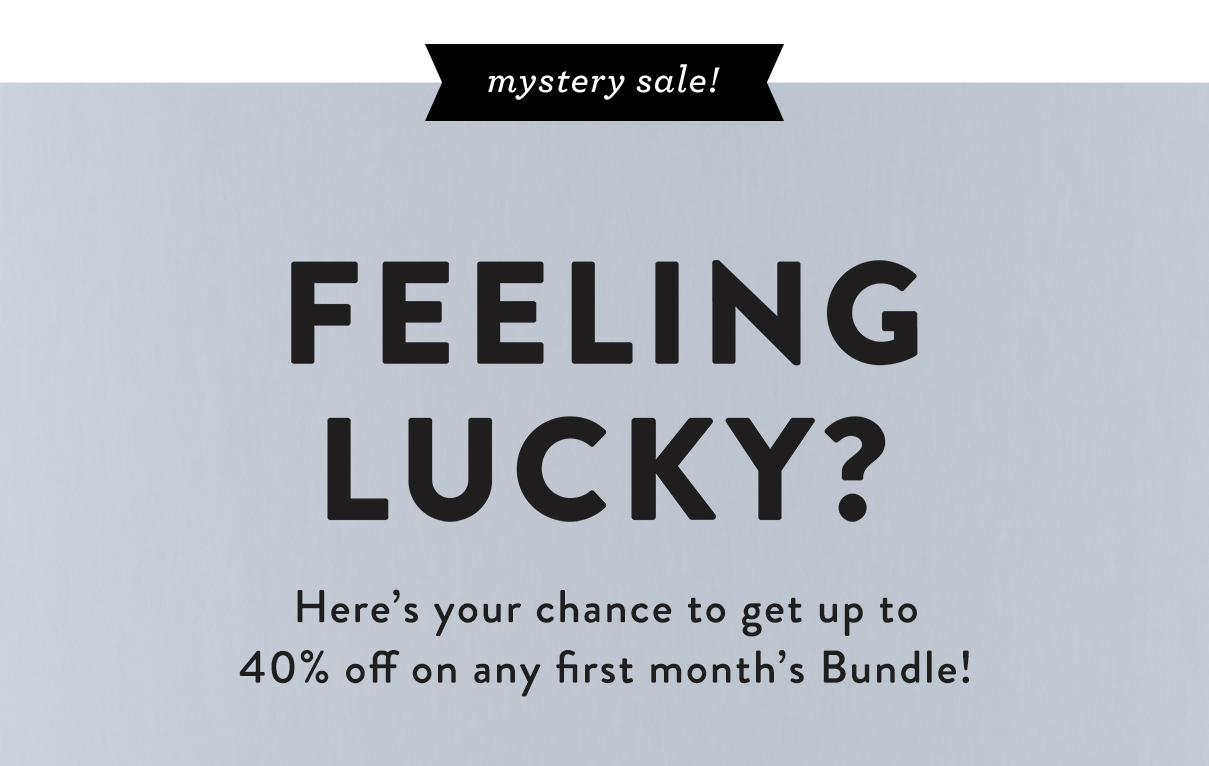 Extended: Honest Company Essentials Bundle Mystery Deal: Up To 40% Off!