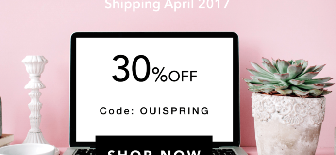 Oui Please Coupon: Save 30% on Subscriptions!