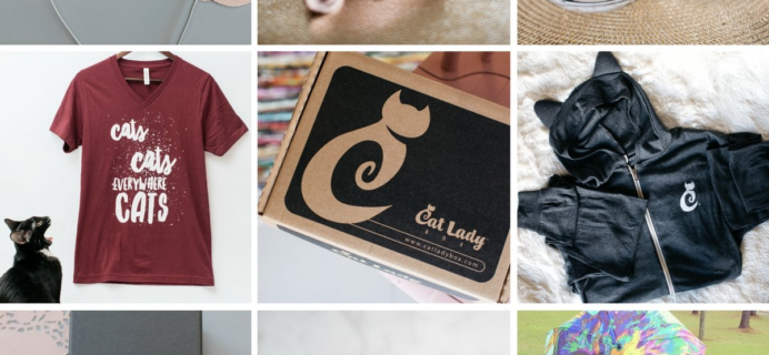 Cat Lady Box Coupon: 15% Off Subscription!
