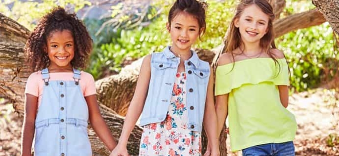 FabKids March 2017 Collection + First Outfit $9.95!