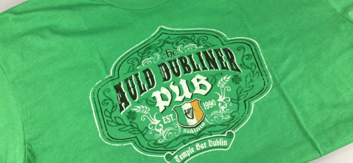 Pub Shirt Club Cyber Monday 2018 Deal: Get 30% off subscriptions!