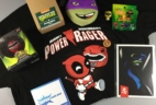 March 2017 Super Geek Box Subscription Box Review & Coupon