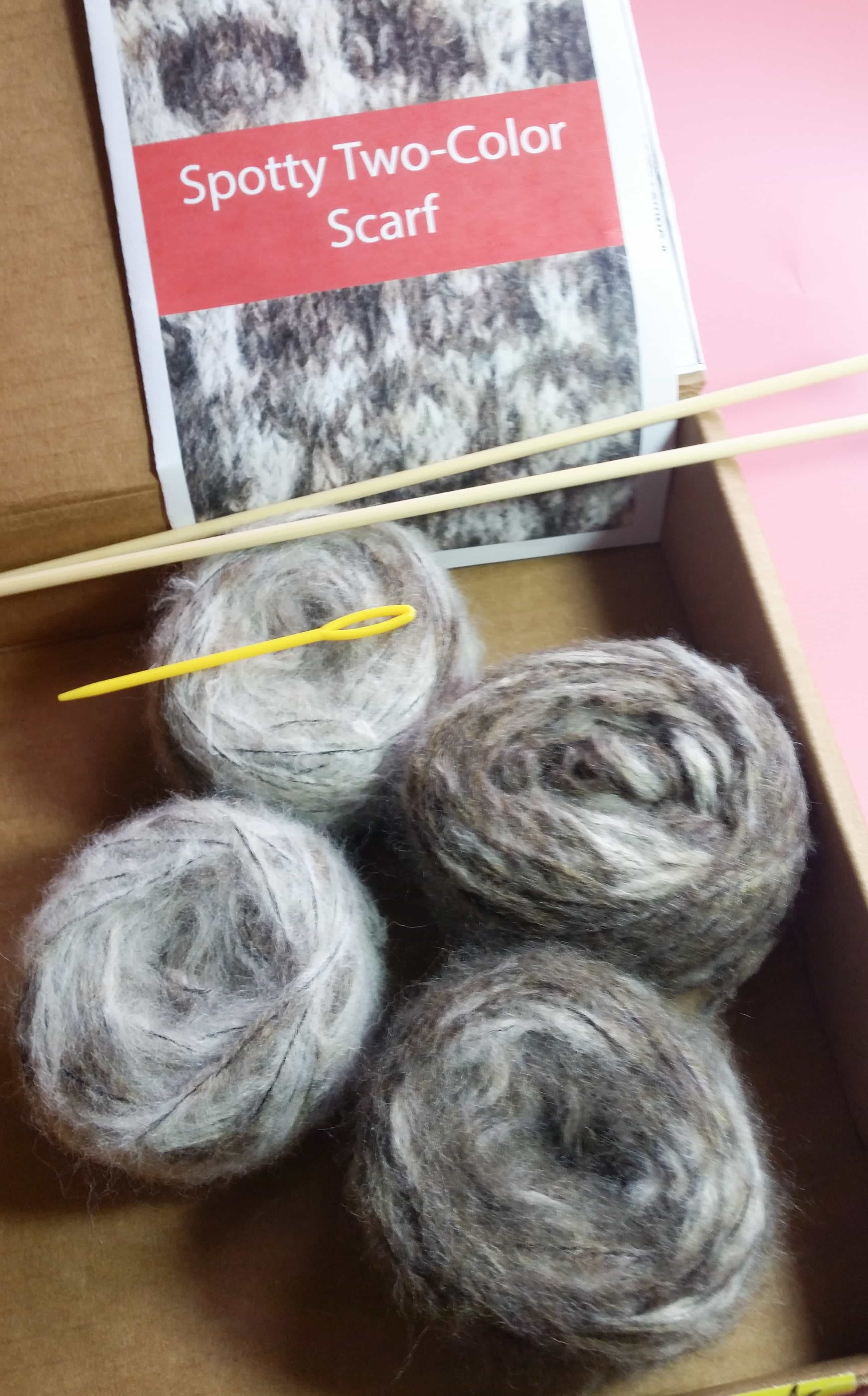 Knit-Wise Subscription Box Review – March 2017