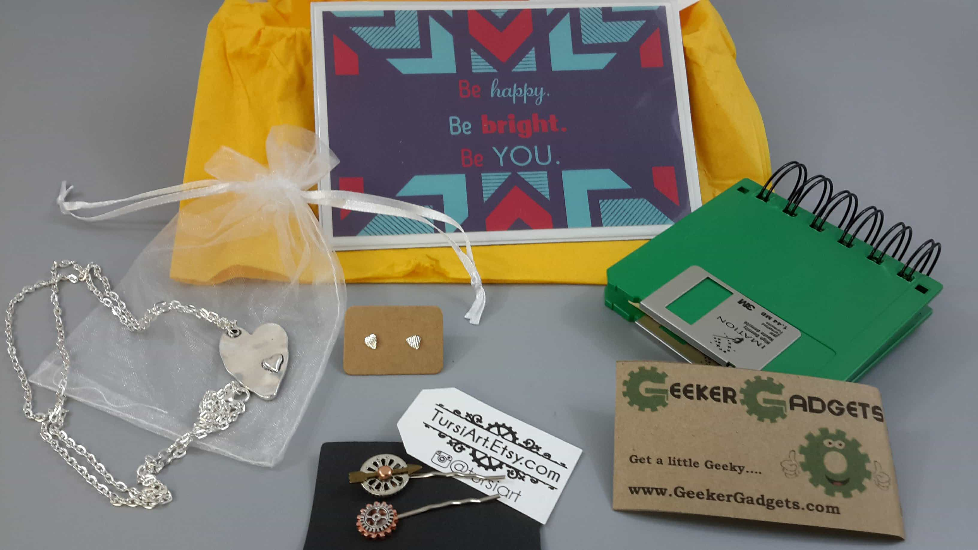 Box of Happies February 2017 Subscription Box Review + Coupon