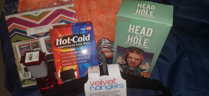 Monthly Mystery Box of Awesome February 2017 Subscription Box Review
