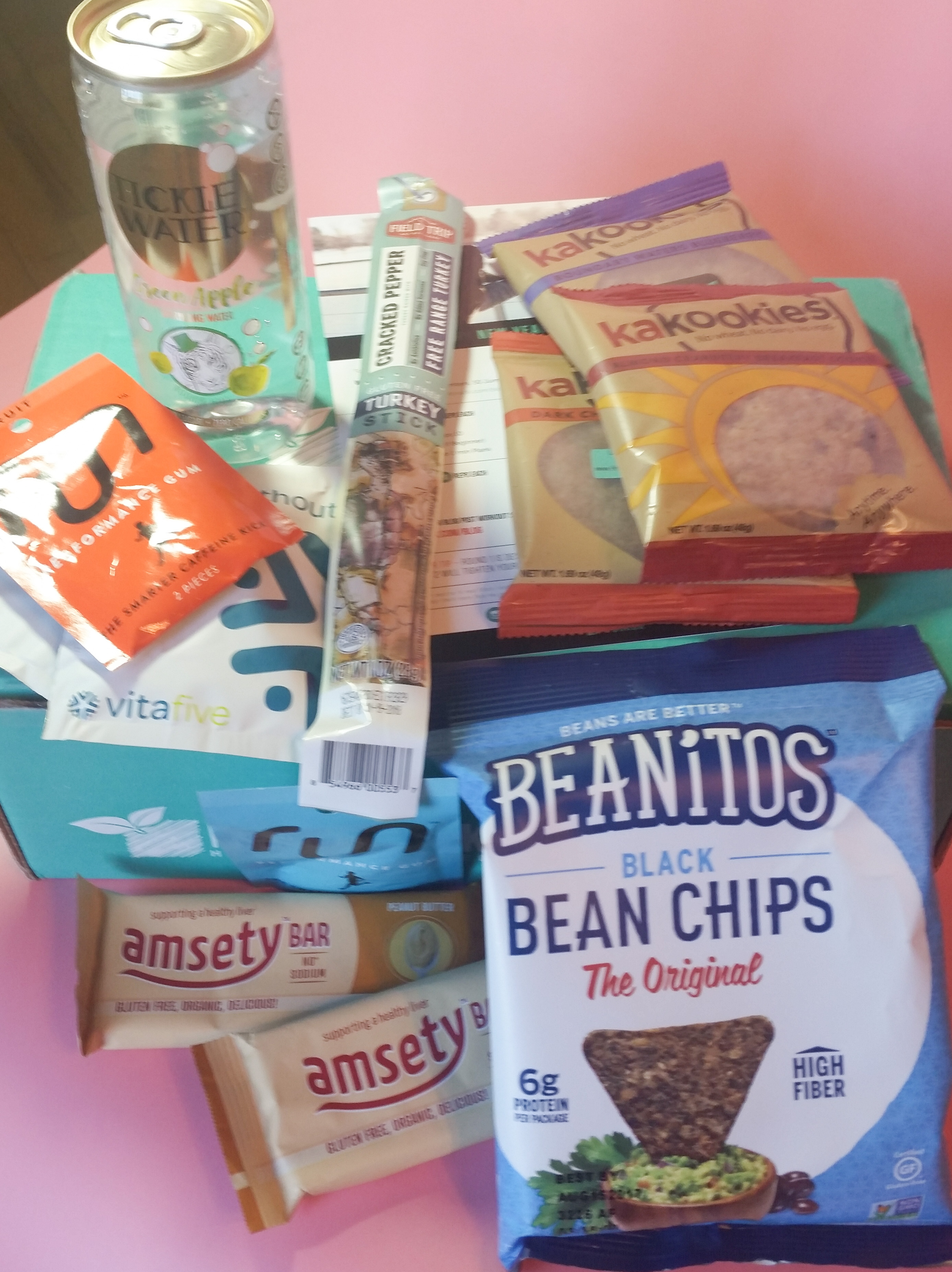 FitSnack February 2017 Subscription Box Review & Coupon