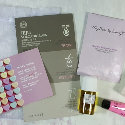 3B Box Subscription Box Review – February 2017