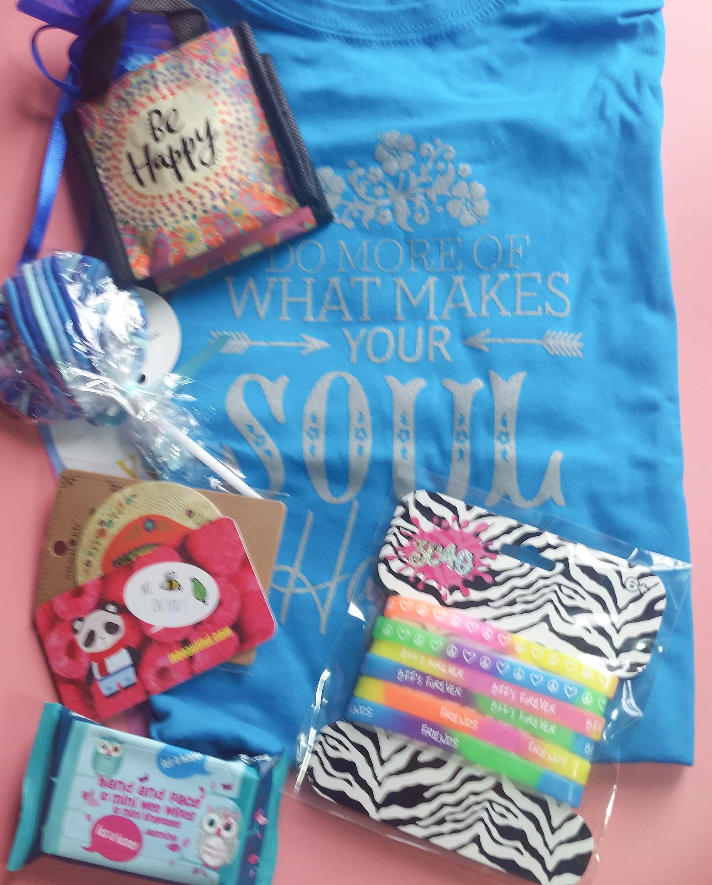 iBbeautiful March 2017 Tween Subscription Box Review