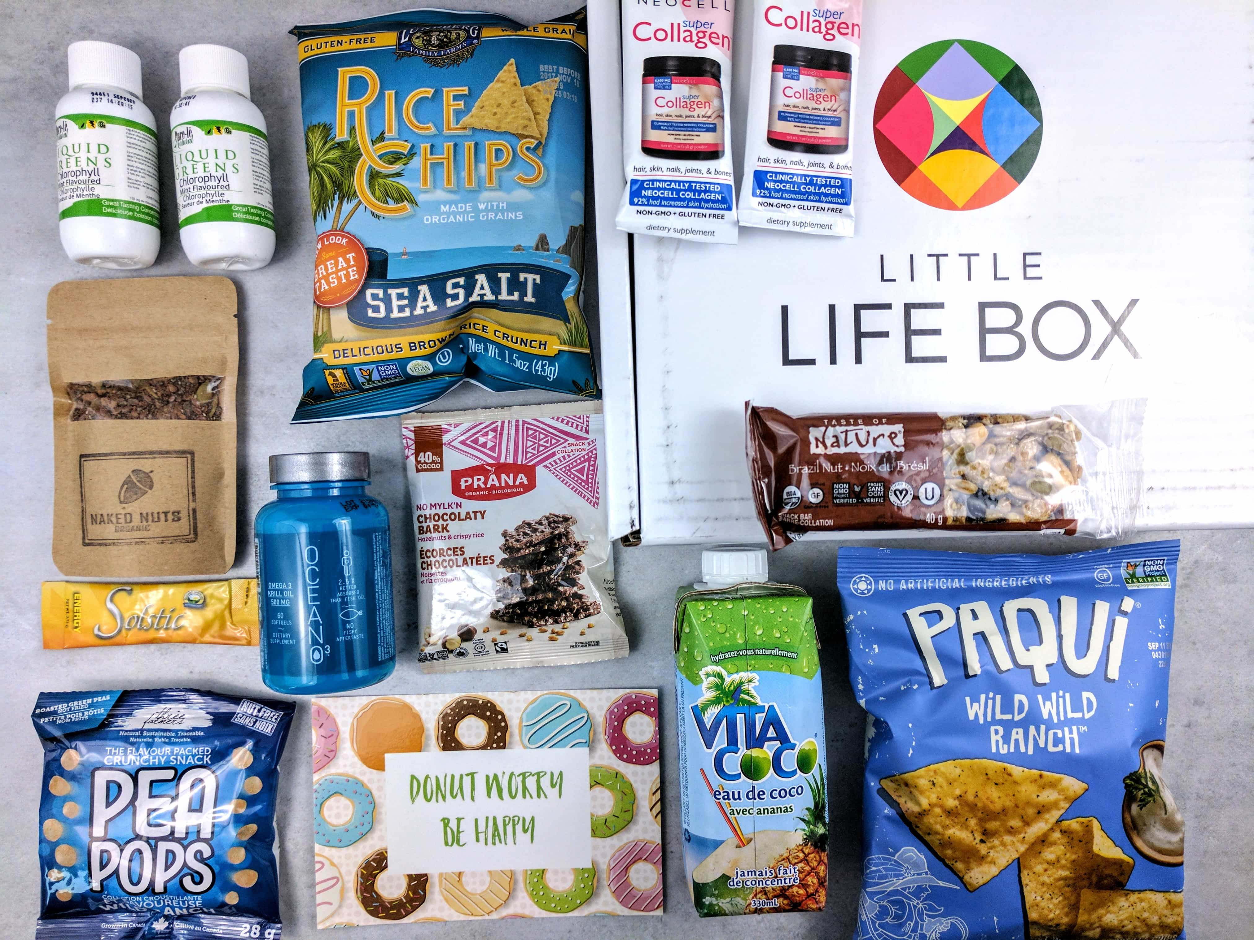 Little Life Box Subscription Box Review + Coupon – March 2017