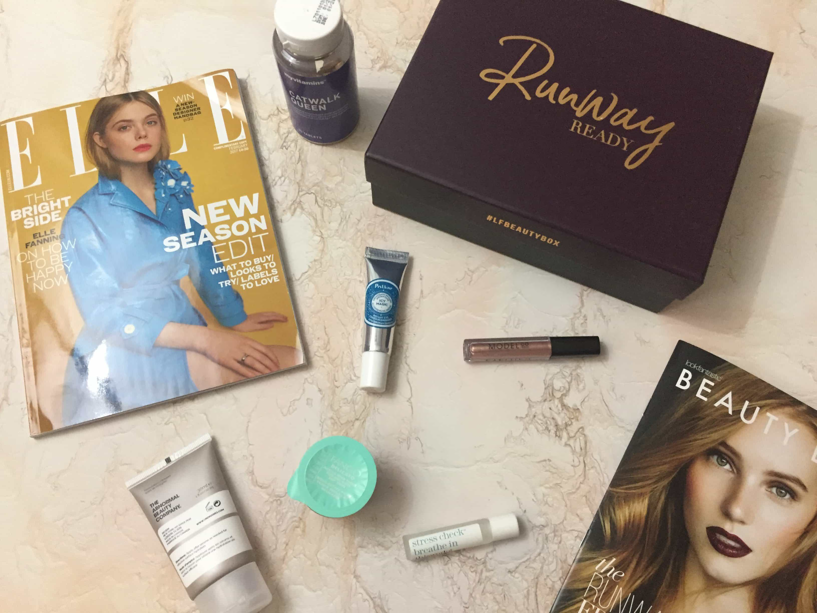 Look Fantastic Is A Uk Subscription Box That Sends 6 Hand Picked Beauty Products Including Hair Care Skincare And Cosmetics From Eve Lom To Korres