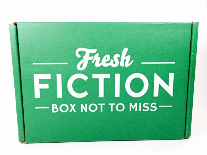 Fresh fiction box march 2017 subscription box review coupon fresh fiction box not to miss is a monthly book subscription that sends 5 7 books for 2595 shipping is free to the us but they also ship worldwide fandeluxe Images