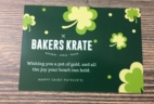 Bakers Krate March 2017 Subscription Box Review & Coupon