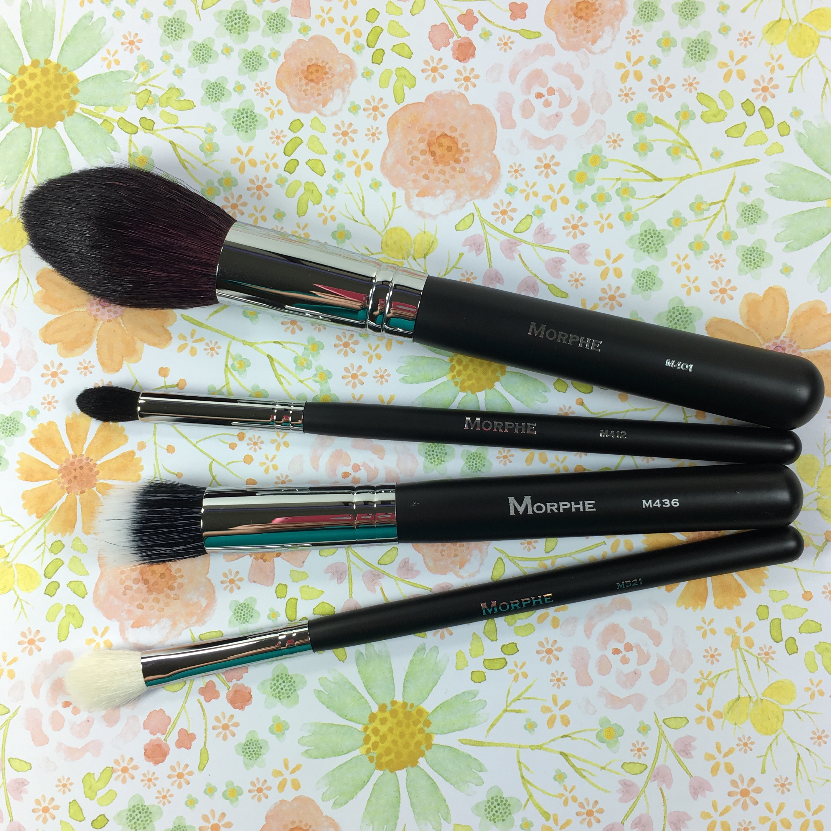 MorpheMe Brush Club March 2017 Subscription Box Review + Free Brush Coupon!