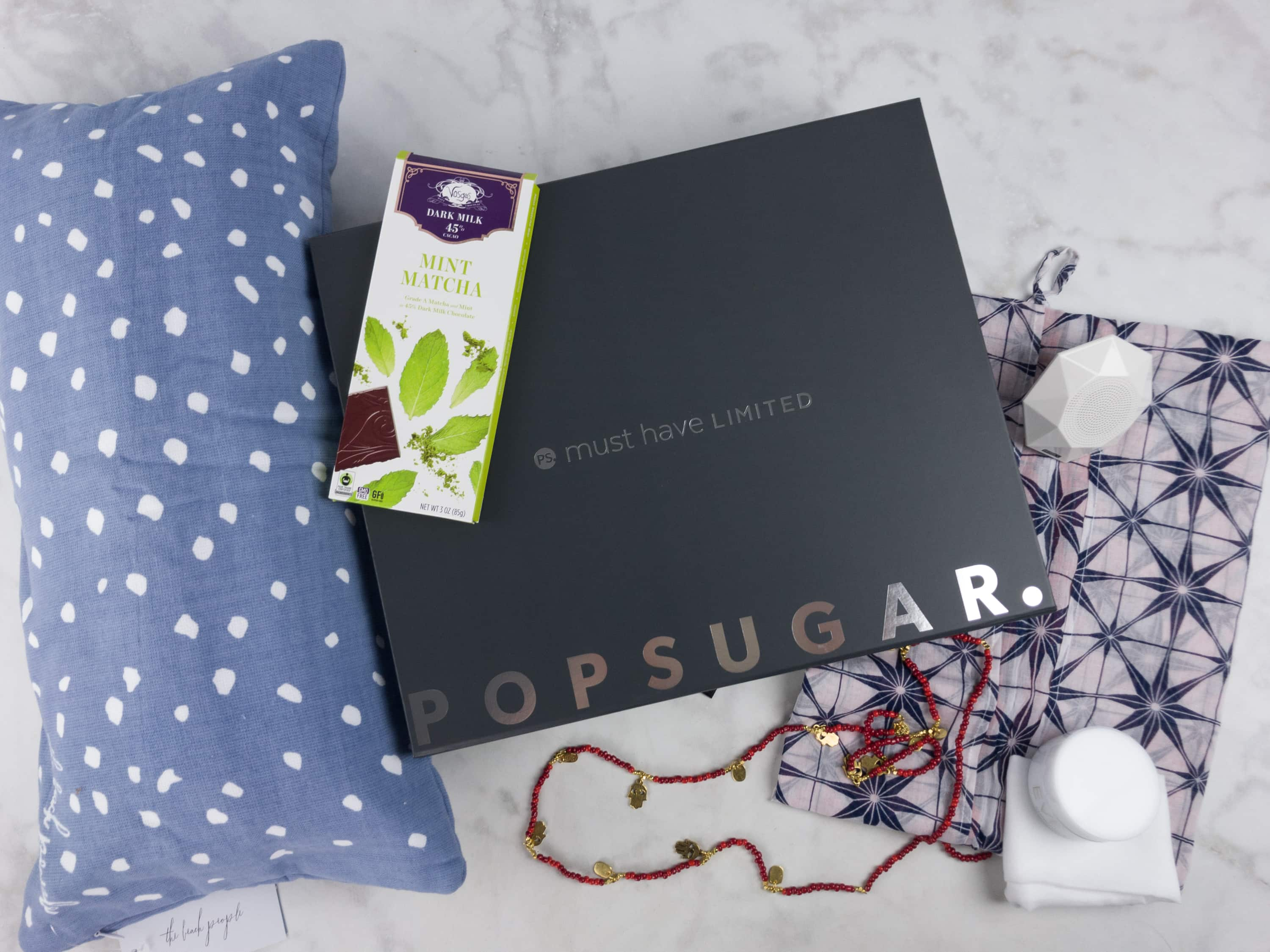 Popsugar Must Have 2017 Resort Box Limited Edition Review