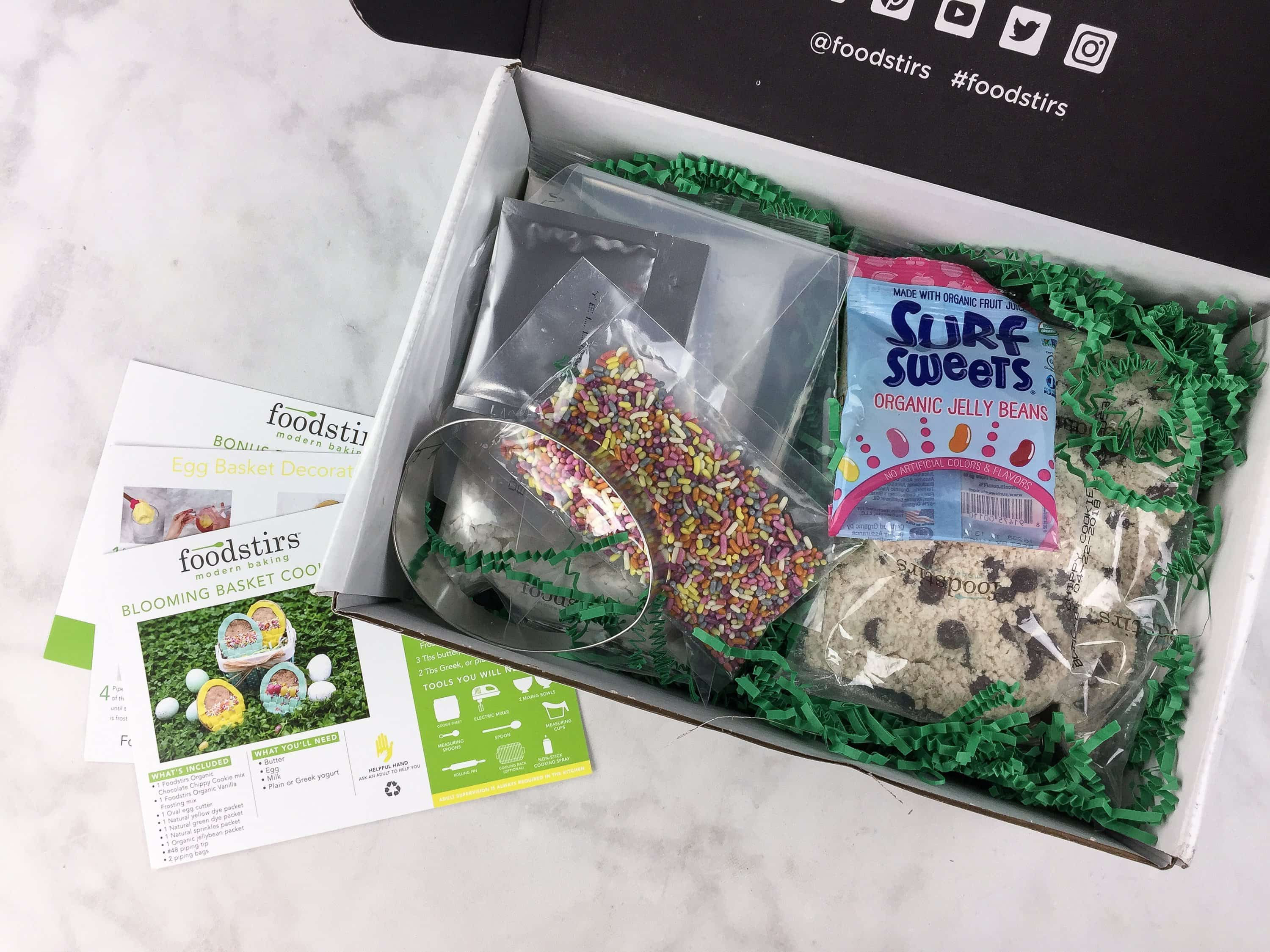 Foodstirs March 2017 Subscription Box Review + Coupon!