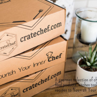 CrateChef December 2018 Curator Reveal + Coupon!