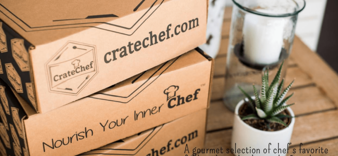 CrateChef Coupon: FREE Bonus Box with Subscription!