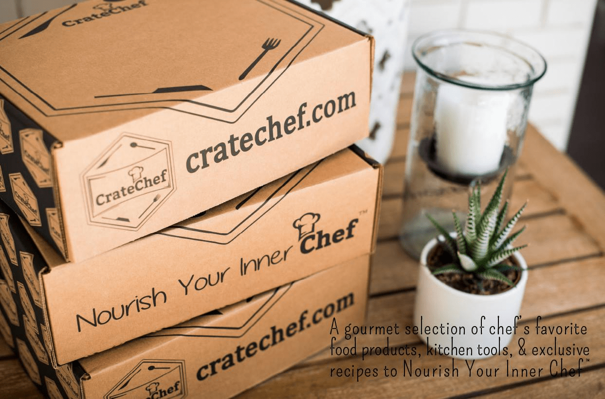 CrateChef December 2019 Curator Reveal + Coupon!