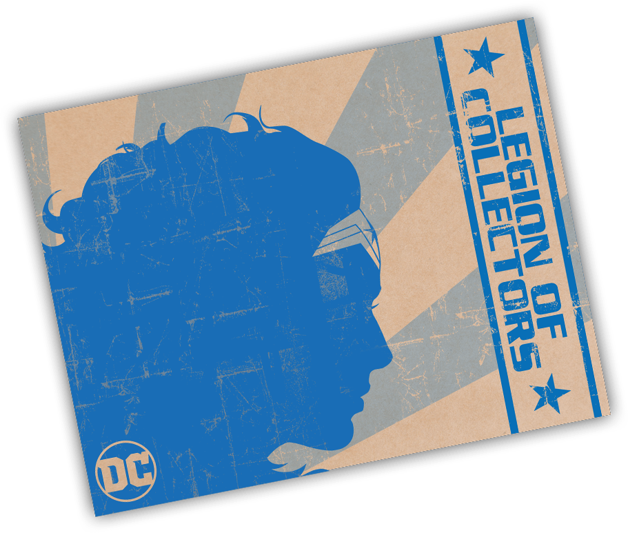 DC Legion of Collectors May 2017 FULL Unboxing!