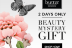 Butter London Limited Edition March Mystery Box Available Now!
