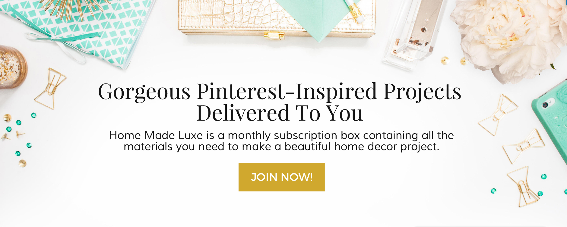 Home Made Luxe January 2018 Spoilers + $10 Off Coupon!
