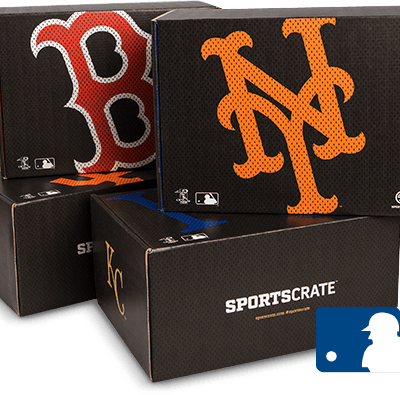 Sports Crate: MLB Edition Diamond Crate February 2019 THEME SPOILERS + Coupon!