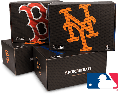 Sports Crate: MLB Edition Diamond Crate October 2018 SPOILERS + Coupon!
