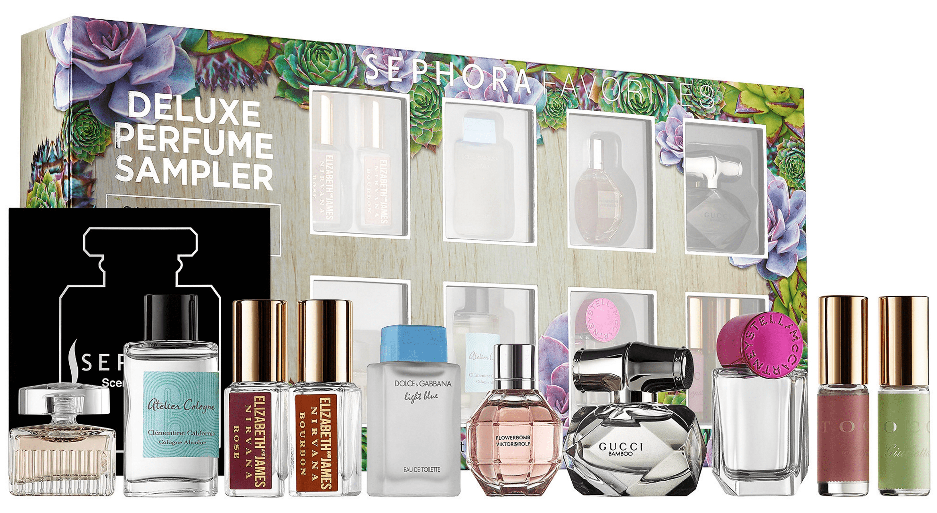 Sephora Favorites Deluxe Cologne Sampler Available Now Coupons