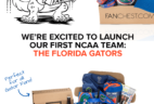 Fanchest's First NCAA Box is here: Florida Gators!