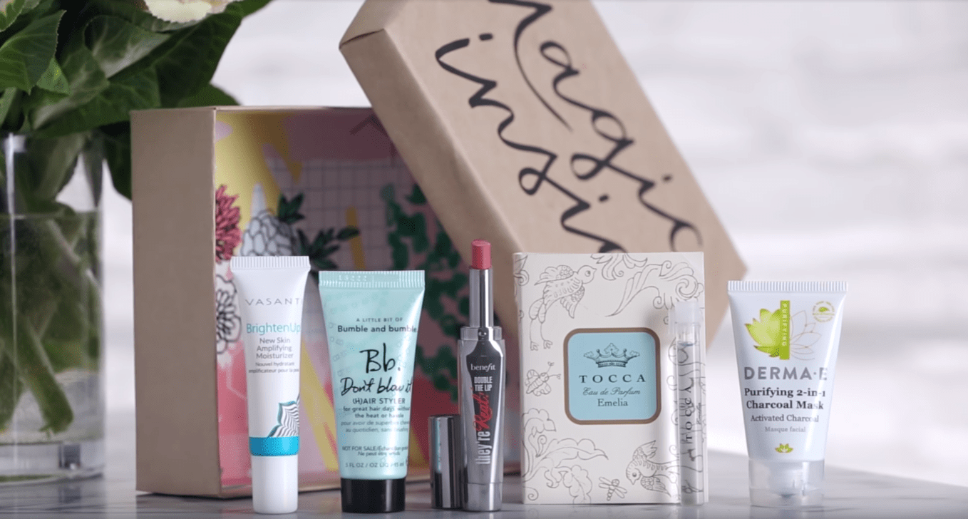 Birchbox April 2017 Spoilers & Coupon – Sample Choice and Curated Box
