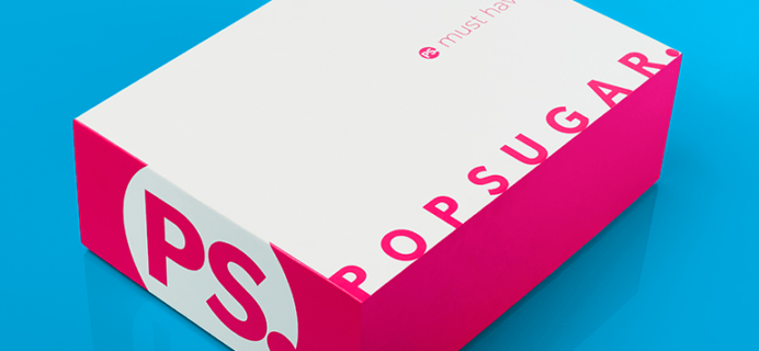POPSUGAR Must Have Box Coupon: Save $15 on March!