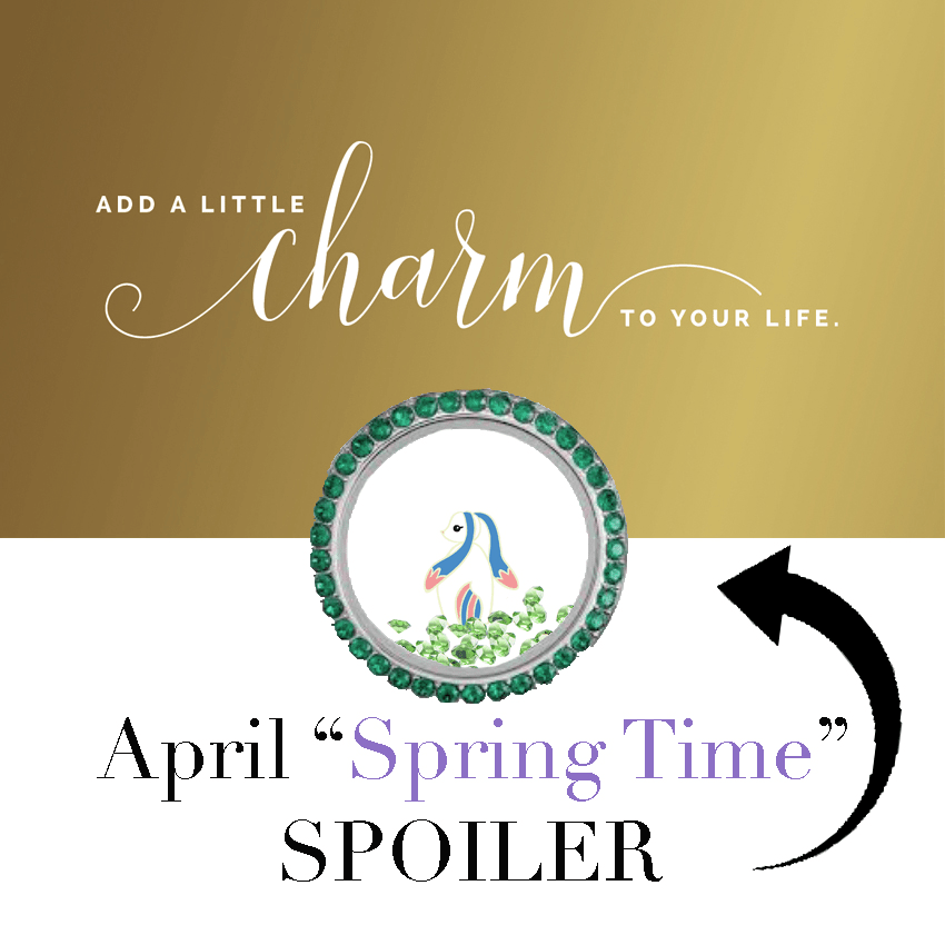 Charm Me Monthly April 2017 Spoiler + 50% Off Code!
