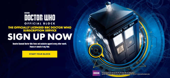 Doctor Who Block May 2017 Spoilers #2!