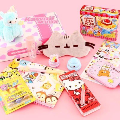 Kawaii Box August 2019 Spoiler #1!