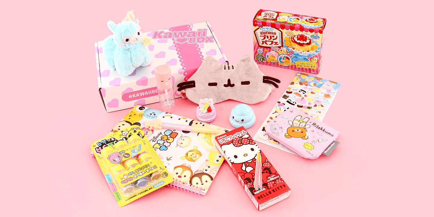 Kawaii Box April 2018 Spoilers + $5 Coupon!