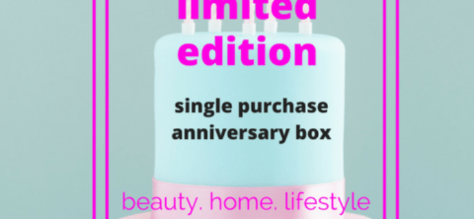 Luxe Pineapple Limited Edition Anniversary Box Available for Pre-Order + Coupon!