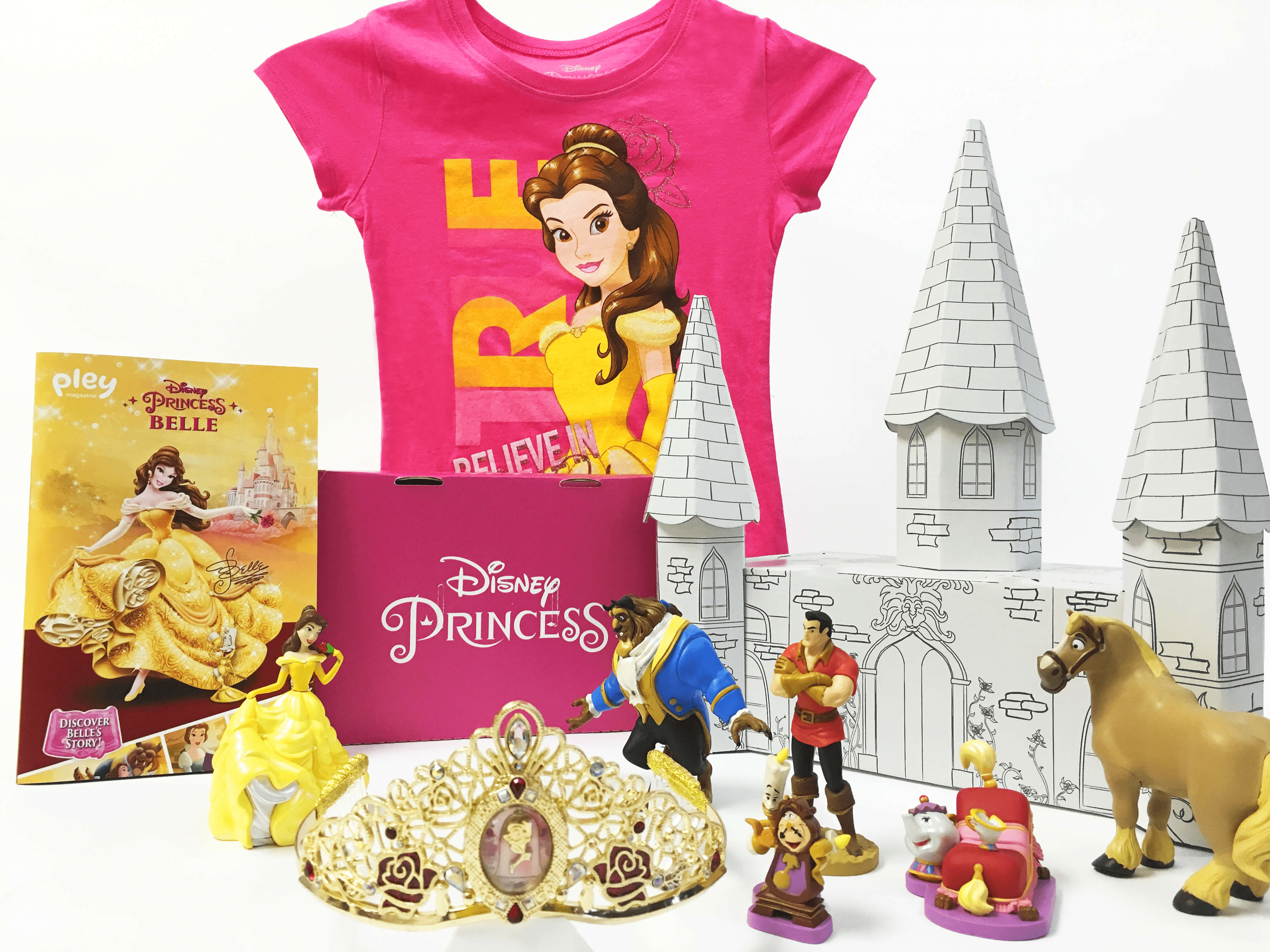 Disney Princess PleyBox Black Friday Coupon Code – First Box $10!