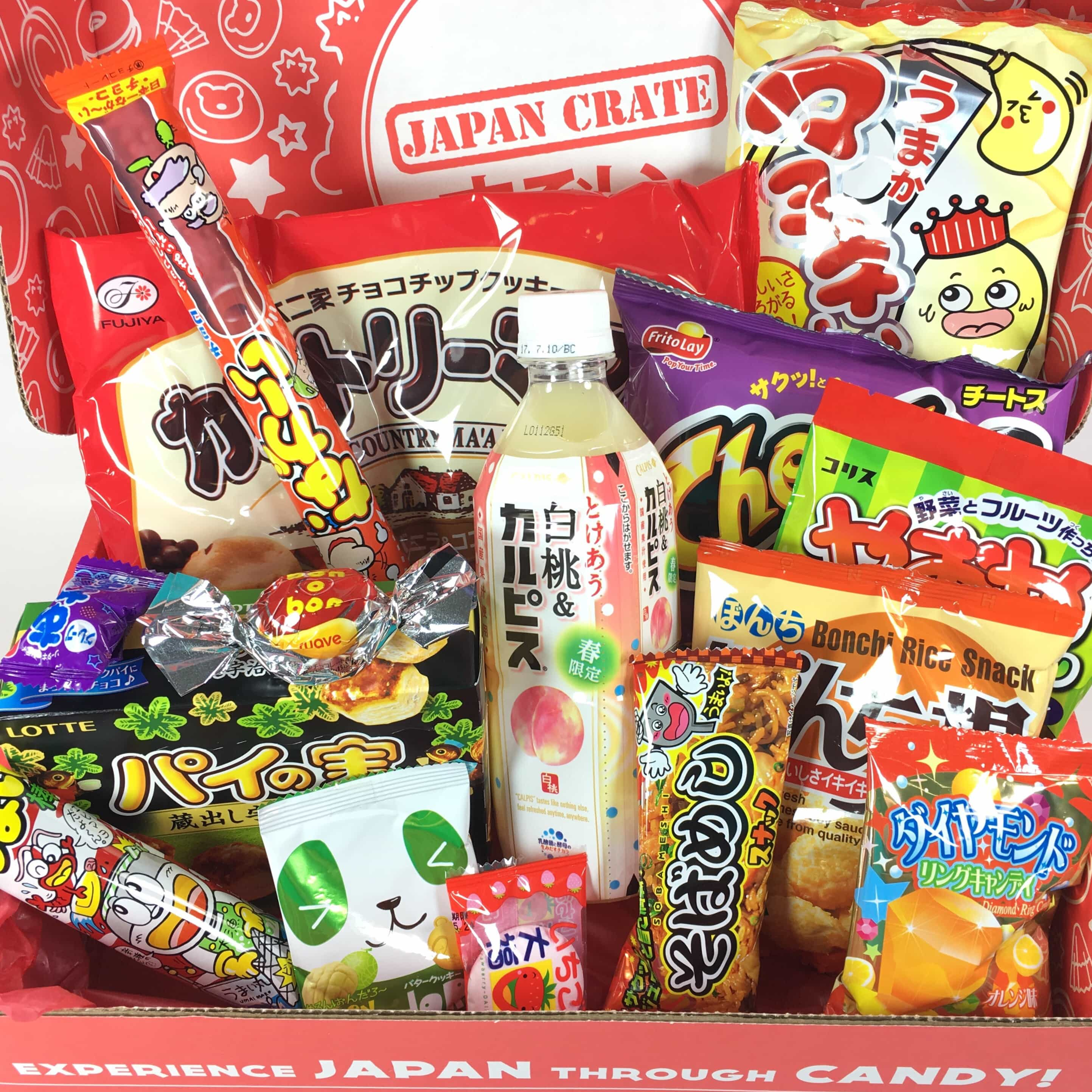 Japan Crate March 2017 Subscription Box Review + Coupon
