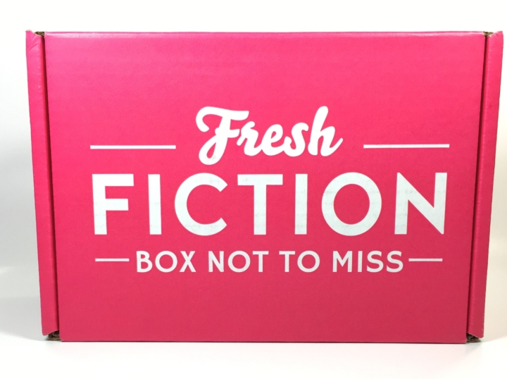 Fresh fiction box april 2017 subscription box review coupon fresh fiction box not to miss is a monthly book subscription that sends 5 7 books for 2595 shipping is free to the us but they also ship worldwide fandeluxe Image collections