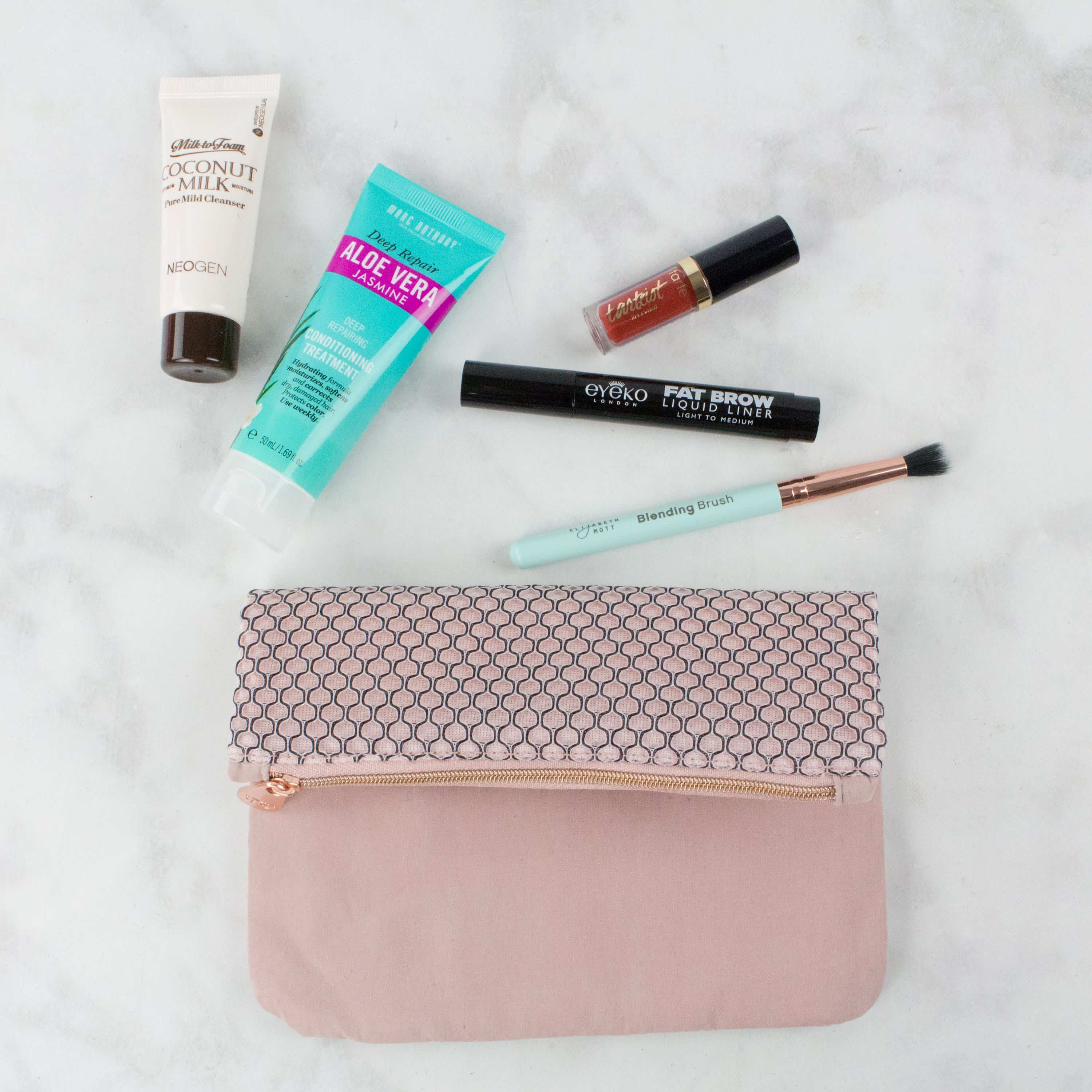 Ipsy March 2017 Review