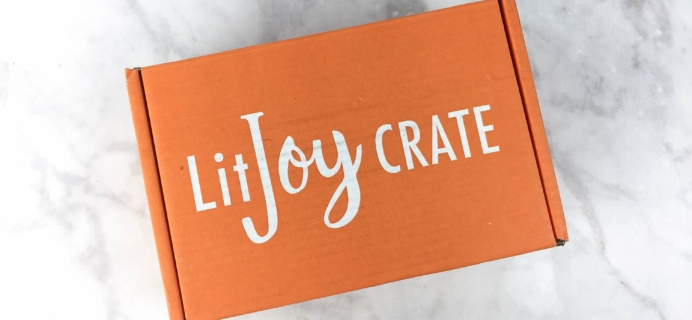 LitJoy Crate Spring 2017 Subscription Box Review + Coupon – Middle Grade Crate