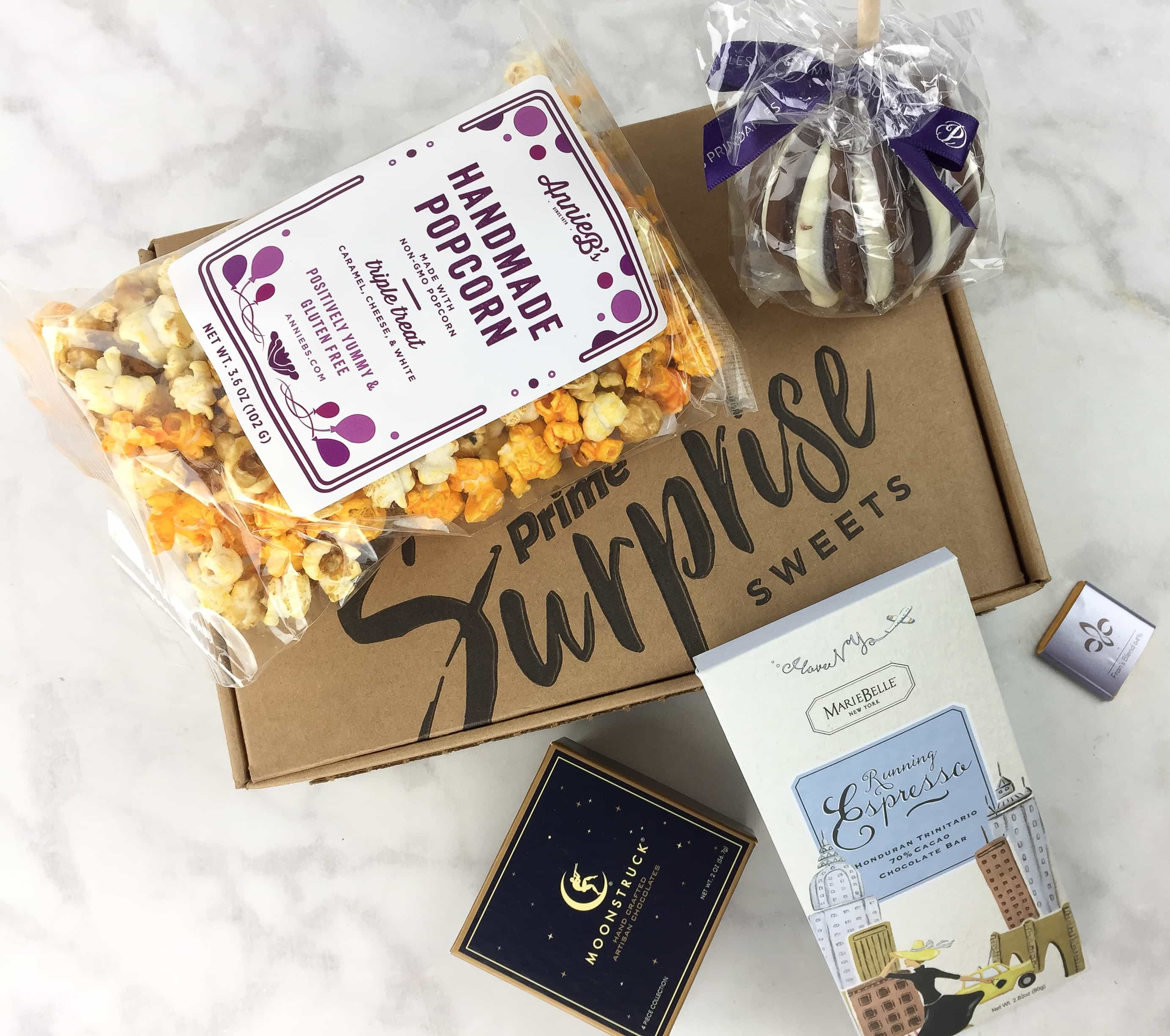Amazon Prime Surprise Sweets Box March 2017 Review #2