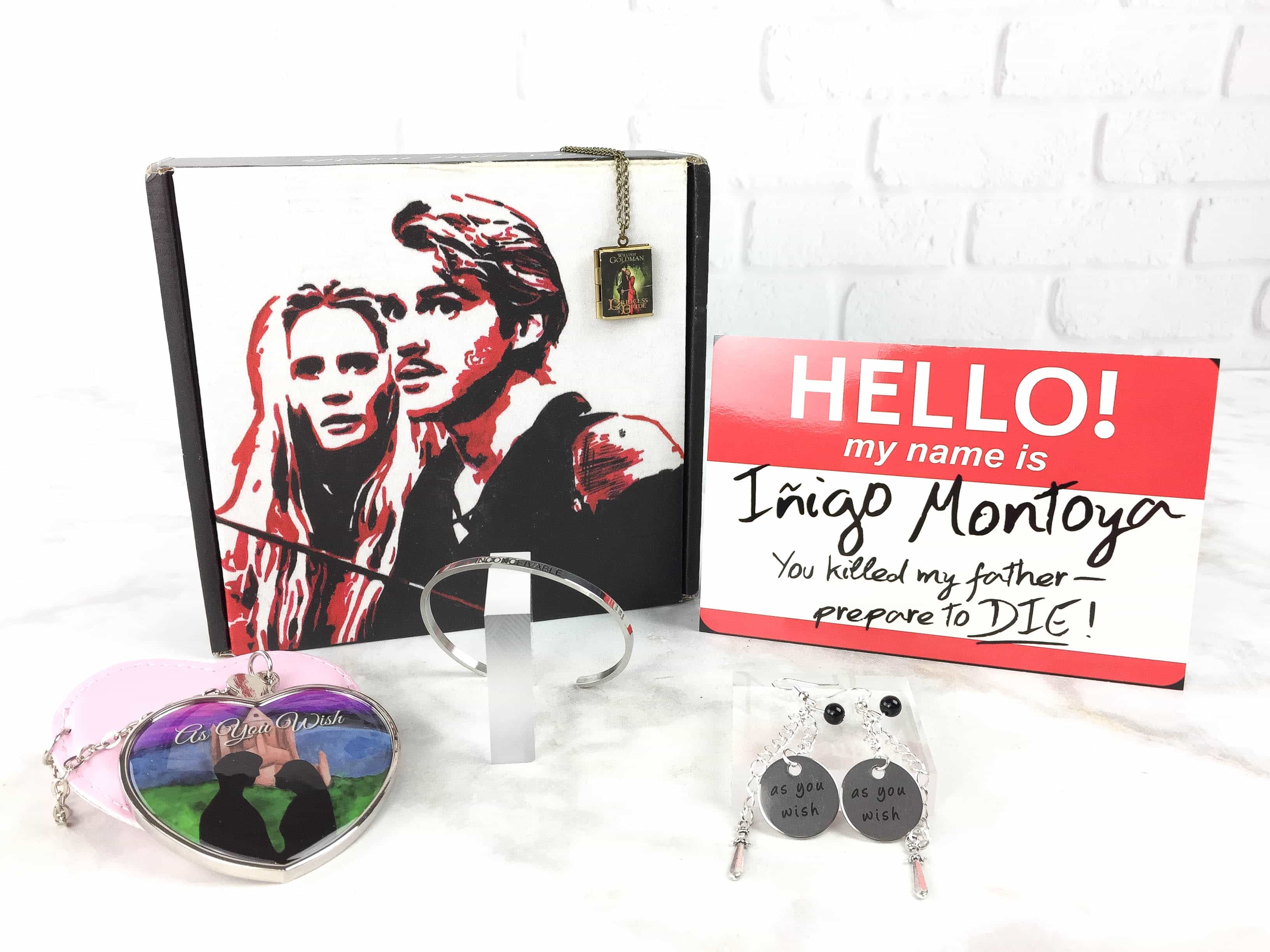 Geek Chic Monthly March 2017 Subscription Box Review