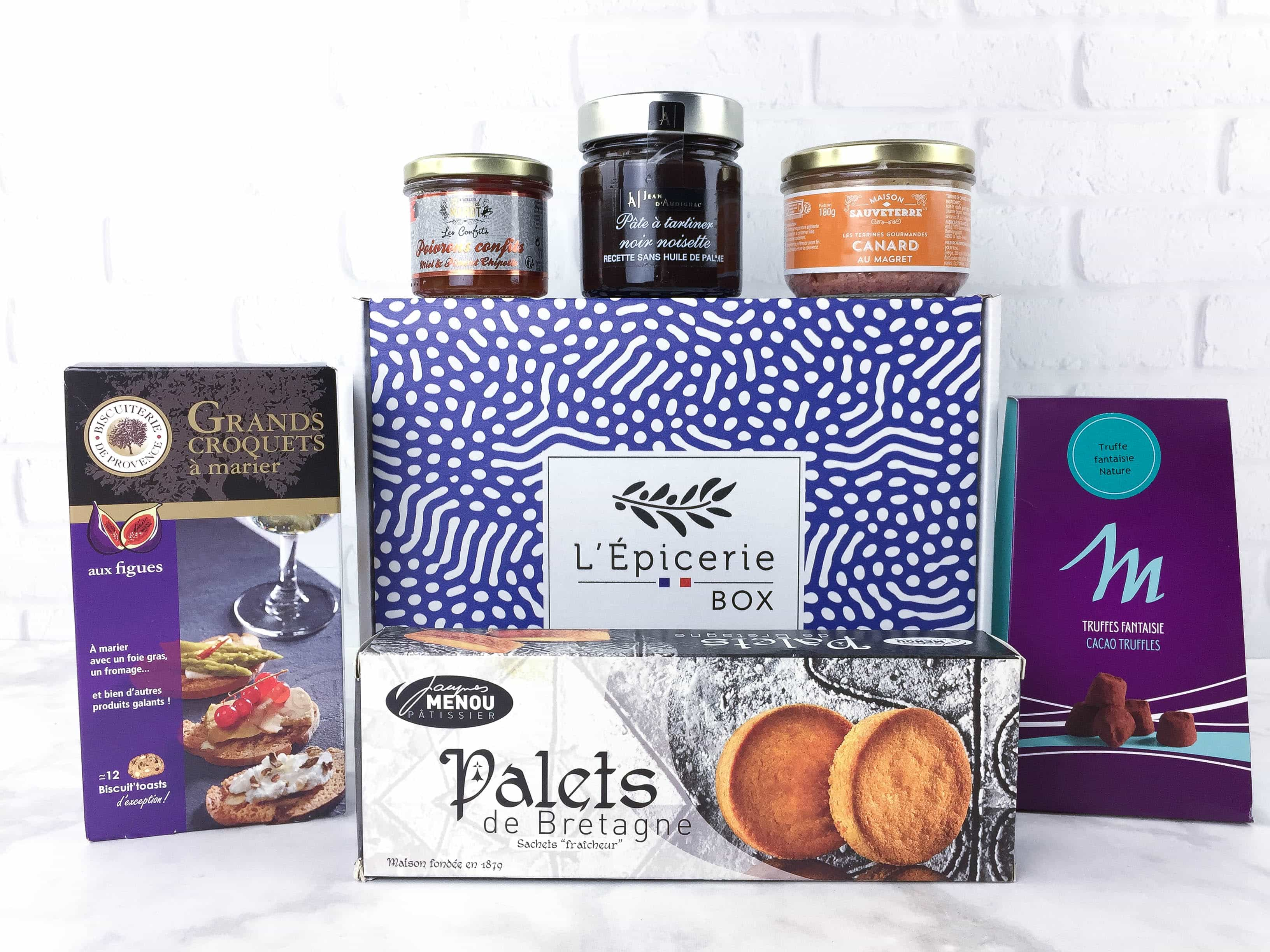 L'Epicerie Box March 2017 Subscription Box Review + Coupon!