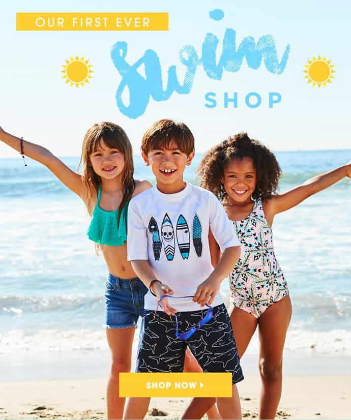 FabKids Swim Collection Available Now + First Outfit $9.95!