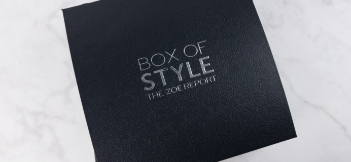 Rachel Zoe Box of Style Summer 2017 FULL SPOILERS + Coupon!