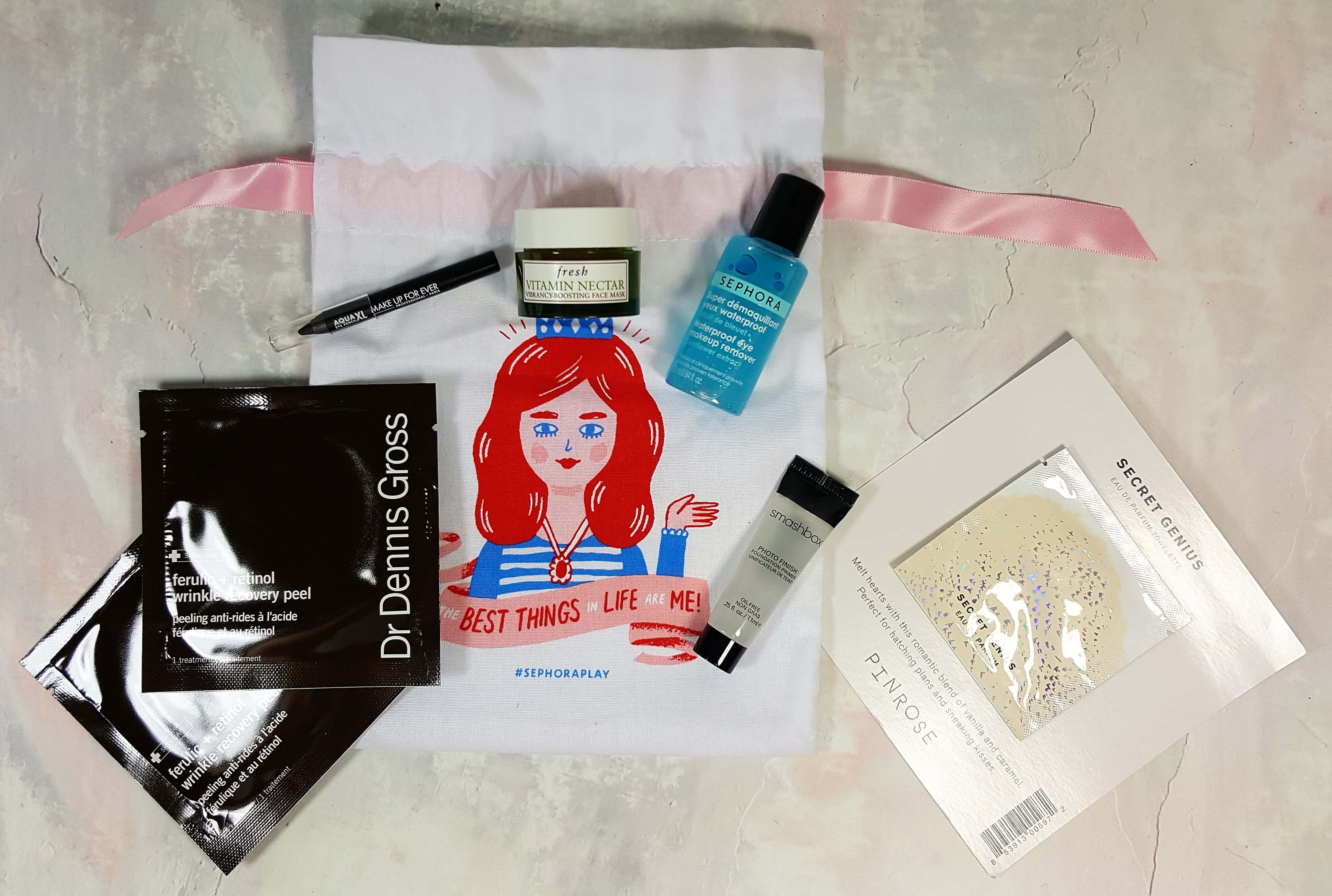 PLAY! by Sephora Subscription Box Review – April 2017