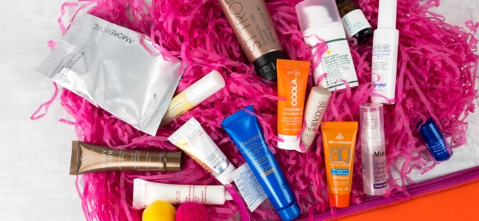 Sephora 2017 Sun Safety Kit Review