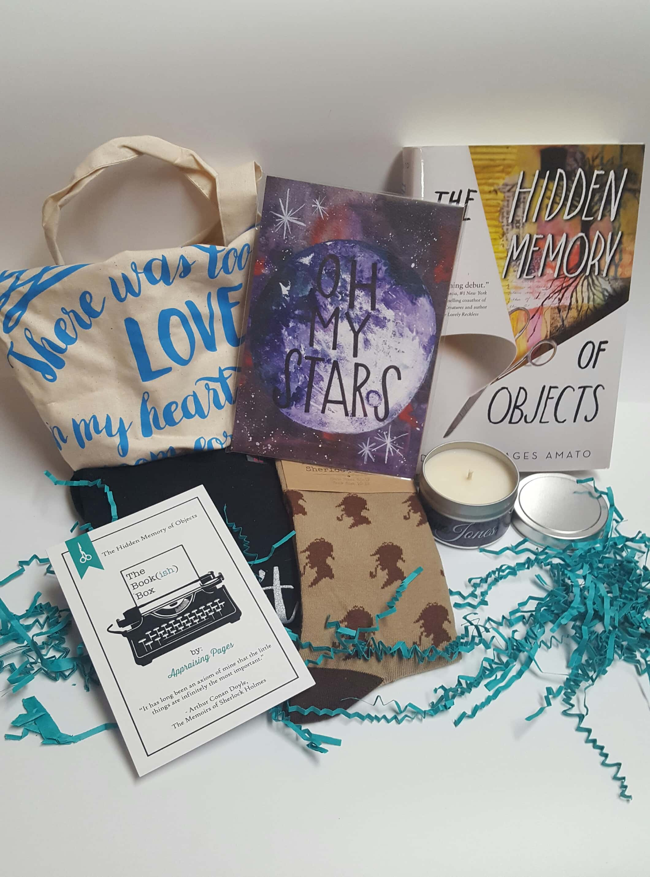 The Bookish Box March 2017 Subscription Box Review + Coupon