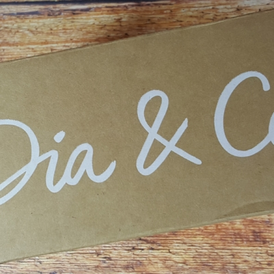 Dia & Co. Subscription Review – October 2017